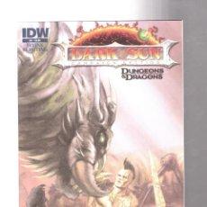 Cómics: DARK SUN 4 - IDW 2011 VFN/NM. Lote 210167213