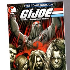 Cómics: DARKSTALKERS / GI JOE - DDP / UDON 2005 VFN/NM FREE COMIC BOOK DAY. Lote 210169433