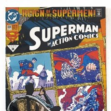 Cómics: SUPERMAN Nº 689 - DC 1993 VFN - JURGENS & BREEDING - REIGN OF THE SUPERMEN. Lote 210338260