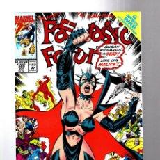 Cómics: FANTASTIC FOUR 369 - MARVEL 1992 VFN+ / INFINITY WAR. Lote 210670604