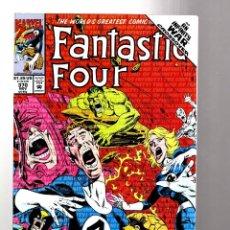 Cómics: FANTASTIC FOUR 370 - MARVEL 1992 VFN+ / INFINITY WAR. Lote 210670892