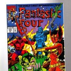 Cómics: FANTASTIC FOUR 378 - MARVEL 1993 VFN/NM / DAREDEVIL / SPIDER-MAN / AVENGERS. Lote 210671282