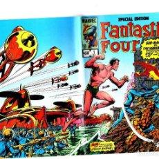 Cómics: FANTASTIC FOUR SPECIAL EDITION 1 - MARVEL 1984 VFN/NM / STAN LEE & JACK KIRBY / JOHN BYRNE. Lote 210672432