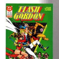 Cómics: FLASH GORDON 2 - DC 1988 VFN/NM. Lote 210719891