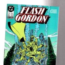 Cómics: FLASH GORDON 3 - DC 1988 VFN/NM. Lote 210719940