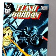 Cómics: FLASH GORDON 5 - DC 1988 VFN/NM. Lote 210720122