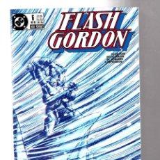 Cómics: FLASH GORDON 6 - DC 1988 VFN/NM. Lote 210720222
