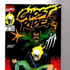 Comics : GHOST RIDER 7 - MARVEL 1990 VFN+. Lote 210727114