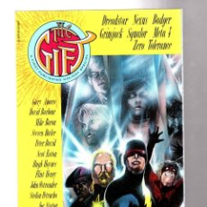 Cómics: GIFT 1 HOLIDAY SPECIAL - FIRST 1990 VFN PRESTIGE / NEXUS / DREADSTAR / BADGER.... Lote 210732874