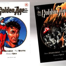 Cómics: GOLDEN AGE 1 2 3 4 COMPLETA - DC 1993 VFN/NM PRESTIGE. Lote 210733992