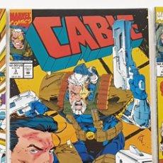 Cómics: CABLE Nº 3 - MARVEL COMICS - VFN. Lote 210749662