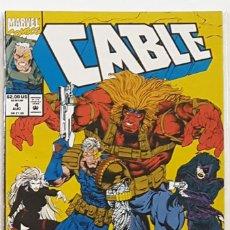 Cómics: CABLE Nº 4 - MARVEL COMICS - VFN. Lote 210749824
