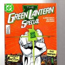 Cómics: GREEN LANTERN SPECIAL 1 END APARTHEID - DC 1988 VFN/NM. Lote 211485149