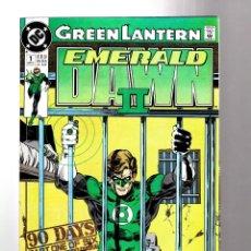 Cómics: GREEN LANTERN : EMERALD DAWN II 1 - DC 1991 VFN/NM / GIFFEN & BRIGHT. Lote 211485310