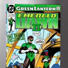 Cómics: GREEN LANTERN : EMERALD DAWN II 2 - DC 1991 VFN/NM / GIFFEN & BRIGHT. Lote 211485422