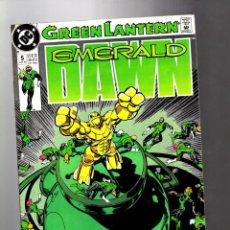 Cómics: GREEN LANTERN : EMERALD DAWN 5 - DC 1990 VFN+ / GIFFEN & BRIGHT. Lote 211485590