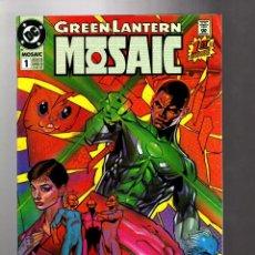 Comics: GREEN LANTERN MOSAIC 1 - DC 1992 VFN/NM. Lote 211486451