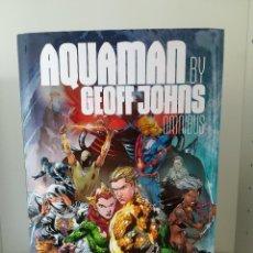 Cómics: AQUAMAN GEOFF JOHNS OMNIBUS. Lote 211494455