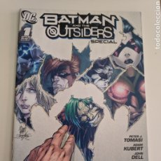 Cómics: BATMAN AND THE OUTSIDERS SPECIAL 1 DC 2009. Lote 211880973