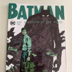 Cómics: BATMAN CREATURE OF THE NIGHT 2 DC 2018. Lote 211881120