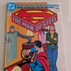 Cómics: MAN OF STEEL 6 DC 1986. Lote 211882326