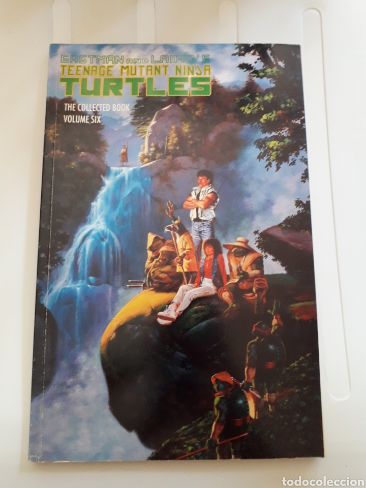 Cómics: Teenage Mutant Ninja Turtles. TMNT. Tomo 6. 128 pag. Original USA - Foto 1 - 211995235