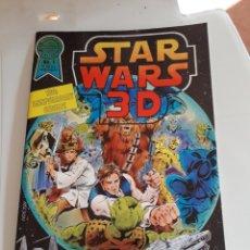 Cómics: RAREZA. STAR WARS 3-D ORIGINAL USA 1987. Lote 212012982
