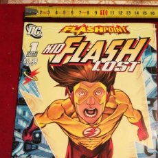 Cómics: COMIC FLASHPOINT KID FLASH LOST STARRING BART ALLEN #1. Lote 212035202
