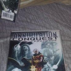 Cómics: ANNIHILATION CONQUEST PROLOGUE (2007) #1. 1ST APP WRAITH. Lote 212040808