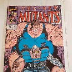 Cómics: THE NEW MUTANS # 88. ¡ EXCELENTE ESTADO!. ORIGINAL USA. Lote 212101066