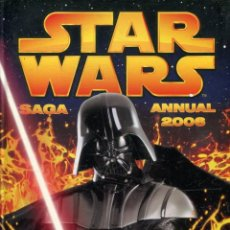 Cómics: STAR WARS SAGA ANNUAL 2006 (EN INGLES). Lote 212961740