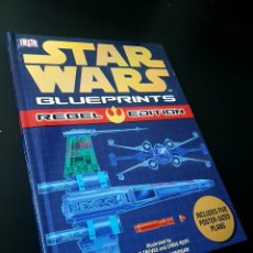 Comics : EXCELENTE ESTADO STAR WARS BLUEPRINTS REBEL EDITION USA. Lote 213144483