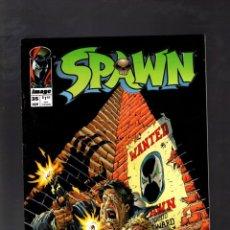 Cómics: SPAWN 35 - IMAGE 1995 VFN / TODD MCFARLANE. Lote 213560528
