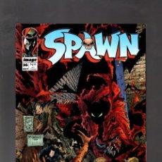 Cómics: SPAWN 36 - IMAGE 1995 VFN / TODD MCFARLANE. Lote 213560642