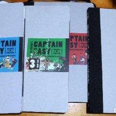 Cómics: ROY CRANE. CAPTAIN EASY. THE COMPLETE SUNDAYS. EN INGLÉS. COMPLETA EN 4 TOMOS. FANTAGRAPHICS BOOKS.. Lote 213579415