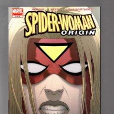 Cómics: SPIDER-WOMAN ORIGIN 3 - MARVEL 2006 VFN/NM / BENDIS & REED. Lote 213636837