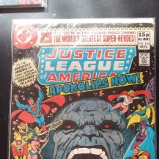 Cómics: JUSTICE LEAGUE OF AMERICA (1960 1ST SERIES) #184. Lote 213646096