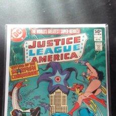 Cómics: JUSTICE LEAGUE OF AMERICA (1960 1ST SERIES) #189 FINE. Lote 213646310