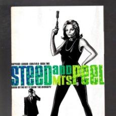 Cómics: STEED AND MRS PEEL 2 - ECLIPSE 1991 VG PRESTIGE / GRANT MORRISON & IAN GIBSON. Lote 213650398