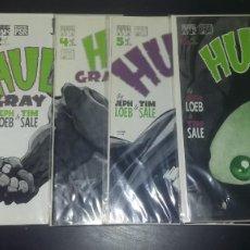 Cómics: HULK GRAY (2003) COMPLETA (EXCEPTO EL #3) F+ VF. Lote 213659725