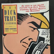 Cómics: THE DICK TRACY CASEBOOK. Lote 213677130