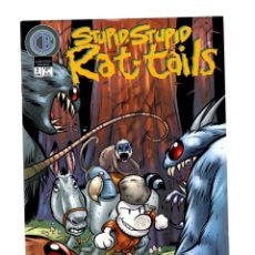 Cómics: STUPID, STUPID RAT-TAILS 2 - CARTOON 1999 VFN/NM. Lote 213689347