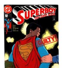 Cómics: SUPERBOY 7 - DC 1990 VFN. Lote 213691762