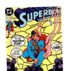 Cómics: SUPERBOY 9 - DC 1990 VFN-. Lote 213692077