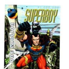 Cómics: SUPERBOY 1000000 ONE MILLION - DC 1998 VFN/NM. Lote 213692582