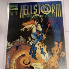 Cómics: HELLSTORM PRINCE OF LIES 18 COMIC BOOK. SEP 1994, MARVEL COMICS.. Lote 213695933