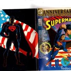 Cómics: SUPERMAN 400 - DC 1984 VFN- GIANT SIZE ANNIVERSARY / BYRNE / BOLLAND / CHAYKIN / MOEBIUS / WRIGHTSON. Lote 213696225