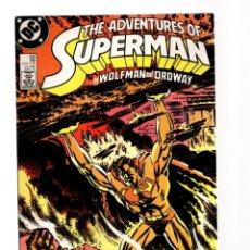 Cómics: SUPERMAN 432 ADVENTURES OF - DC 1987 FN/VFN. Lote 213696522