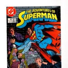 Cómics: SUPERMAN 433 ADVENTURES OF - DC 1987 VFN. Lote 213696661