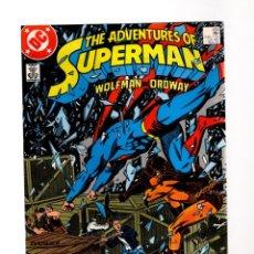 Cómics: SUPERMAN 434 ADVENTURES OF - DC 1987 VFN. Lote 213696742